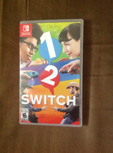 Nintendo 1-2 Switch Only Played Once Asking $45