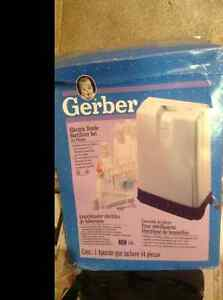 Gerber Electric Baby Bottle Sterilizer - Great condition