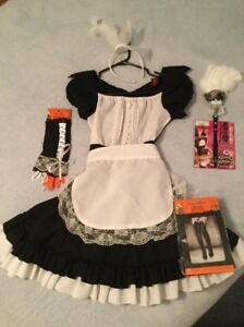 Maid and Sailor costumes