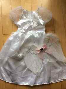 Girls angel costume size 2