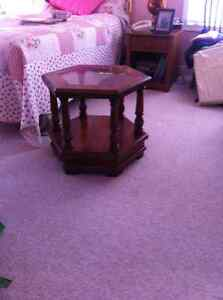 6 sided coffee table Peterborough Peterborough Area image 1