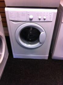 White indesit washing machine6kg 99£