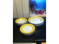 Dinner plate ( 16 )Pieces