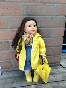NEWBERRY DOLL - RAINE (RAYNE)