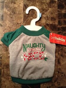 Pet Holiday Dog Apparel - size S - NEW