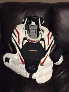 Vaughn Vision 92000 Junior Medium Goalie Chest Protector