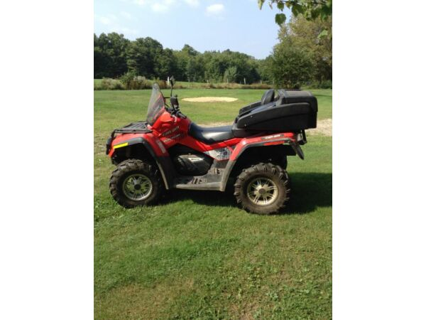 Used 2008 Can-Am Outlander Max XT 800 HO