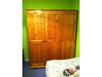 Solid Pine (Flat Pack) Bedroom Furniture