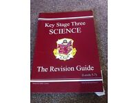Key stage three science revision guide level 5-7 by CGP