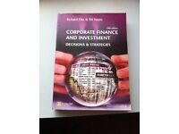 Accounting and finance ACCA Books