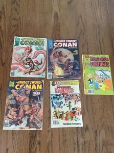 Comic collection 16 comics $30.00