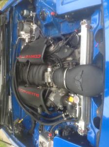 91 Miata / LS6 Corvette