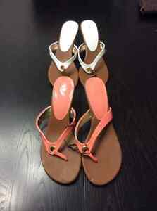 Sandal shoes for women size 9