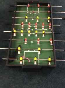 table top fooze ball table