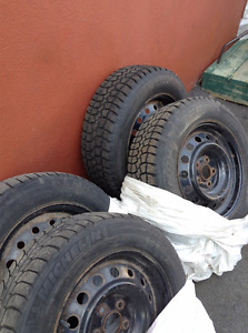 Winter Tires 215 65R16 GREAT DEAL!
