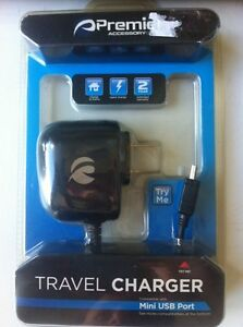 Travel Charger - NEW