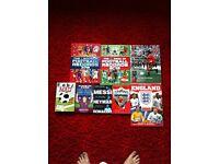 Bundle of football books