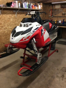 2014 Polaris IQR 600 mint