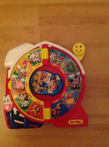 Various toddler game, puzzles, toys, board books etc