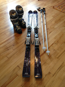 Salomon Skis /Boots For Sale - Excellent Condition, High Quality