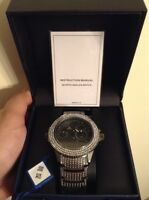 REDUCED LIXURY WATCH! Only $220 obo New w/tags & Box