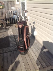 Full Set Left-Handed Golf Clubs