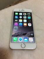 iPhone 6 16GB Locked to Bell/Virgin