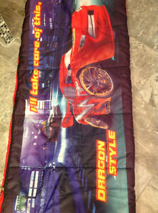 Flash Mcqueen sac de couchage neuf