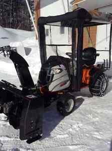 Tracteur souffleur columbia Lac-Saint-Jean Saguenay-Lac-Saint-Jean image 4