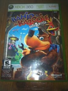 banjo and kazooie nuts and bolts xbox360
