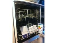 BRAND NEW EX-DEMO DISHWASHER HOTPOINT/BEKO WITH STORE GUARANTEE FULLY WORKING