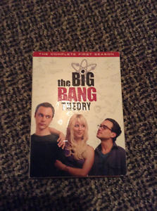 DVD The Big Bang Theory SEASON 1