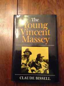 The Young Vincent Massey by Claude Bissell