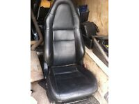 Toyota mr2 roadster leather seat (driver)
