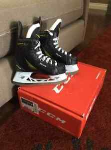 Great deal - CCM Tacks hockey skates size 12D w/ insoles