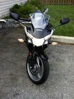2012 HONDA CBR250RA
