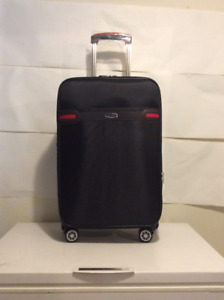 Black softcase Luggage