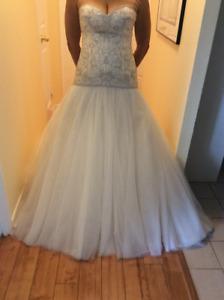 Wedding dress Kenneth Pool