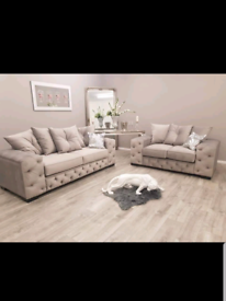 Brand New Ashton Sofa Set, CORNER SOFA 3+2+1