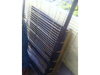 Large parrot cage open to offers