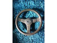 Vintage mK3 Ford Escort RS Turbo Steering wheel XR3 XR3I