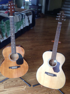 Two Guitars for $200.00