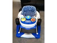 My Child car walker in blue