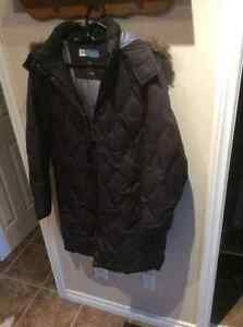 WINDRIVER down long jacket