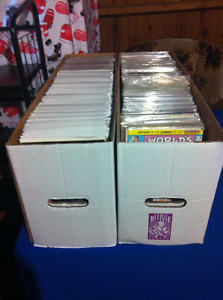 Comic Books - 2 long boxes for sale.