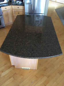 Cupboards and countertops