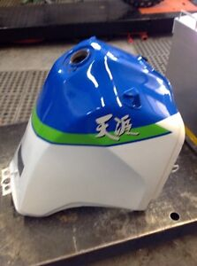 Reservoir Essence KLR650 B Tengai Gas Tank
