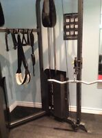 Exercise functional trainer