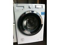 New ,wash machines BEKO 11kg spin 1400 A+++ market price £449 offer sale £310