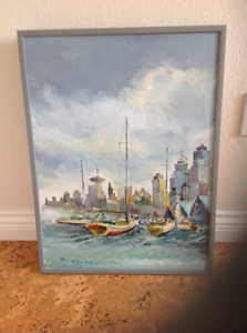 Oil painting original